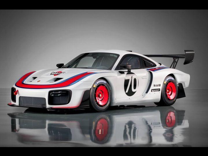 Legendary slant nose Porsche 935 reborn with 700 HP