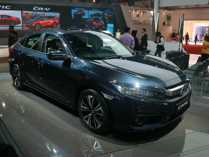 Exclusive Honda Civic To Not Get 1 5 Litre Turbo Petrol Zigwheels