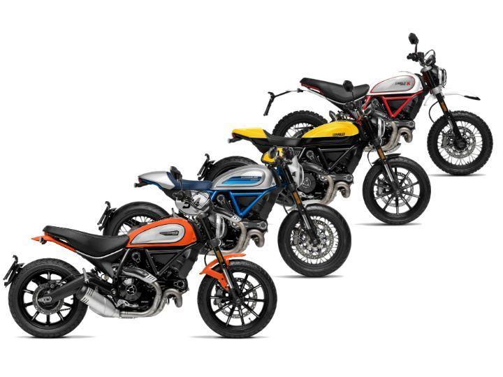 Ducati To Launch My 2019 Scrambler Range On April 26 Zigwheels
