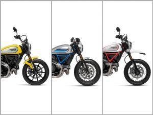 Ducati India To Launch 2019 Scrambler Range Tomorrow