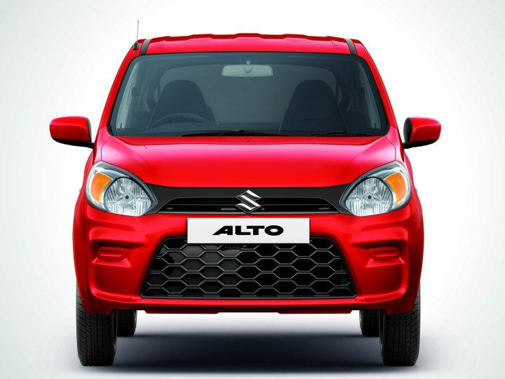 Maruti Suzuki Alto Facelift Launched Gets A Bsvi Compliant Engine