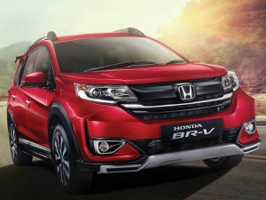 Honda BR-V Facelift Launched In Indonesia
