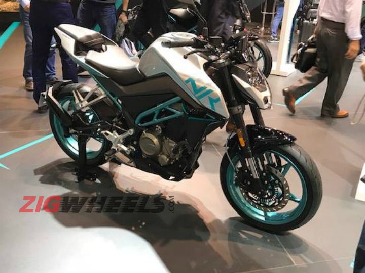 CFMoto 300NK India Launch