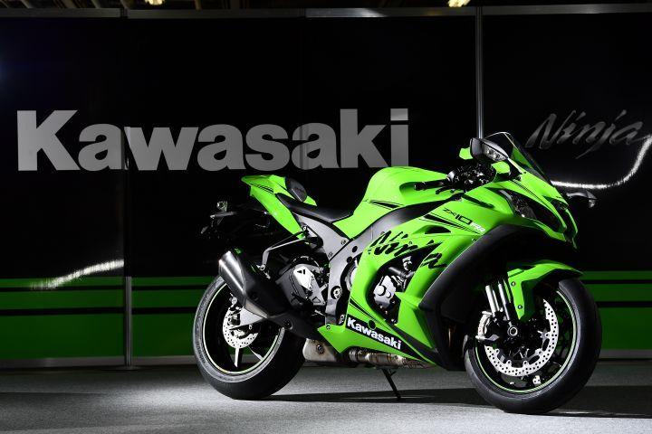 A More Potent Kawasaki Ninja Zx 10rr Incoming Zigwheels