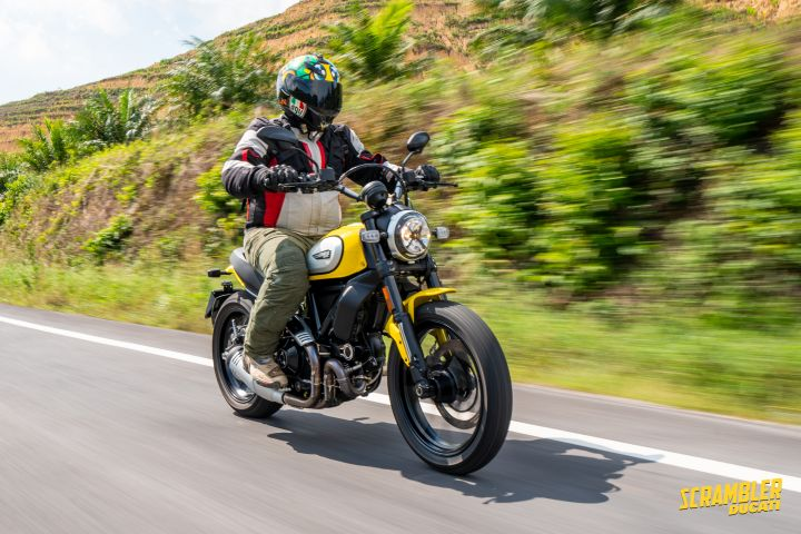 2019 Ducati Scrambler Icon First Ride Review Zigwheels