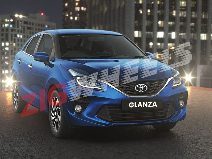 Toyota S First Rebadged Product For India Called Glanza Zigwheels