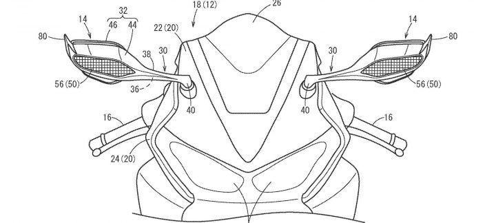 Honda CBR1000RR To Get Wings?