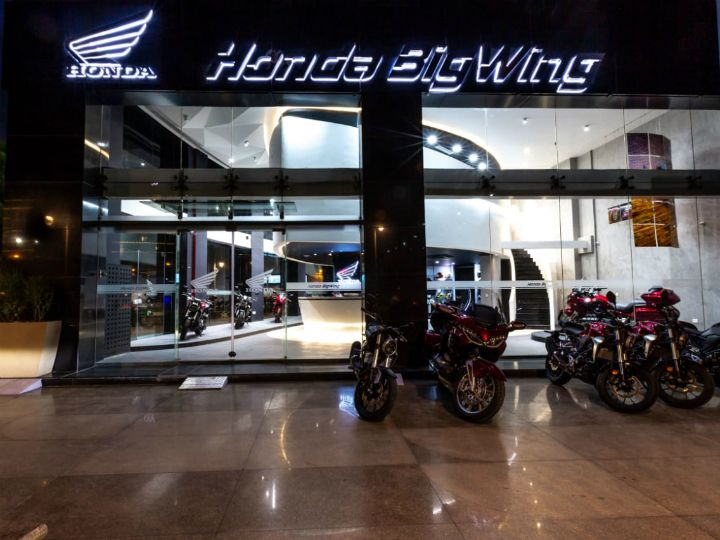 Honda new BigWing dealership
