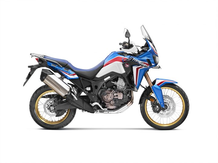 2019 Honda Africa Twin Launched In India