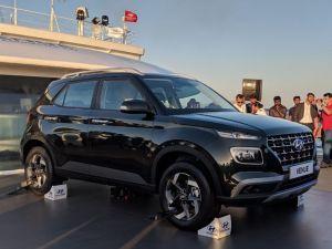 Hyundai Venue Unveiled Baby Creta To Launch On May 21