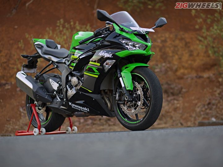 Kawasaki Ninja Zx 6r Road Test Review Zigwheels