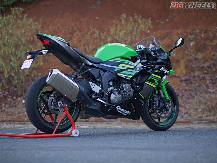 Kawasaki Ninja ZX-6R: Road Test Review - ZigWheels