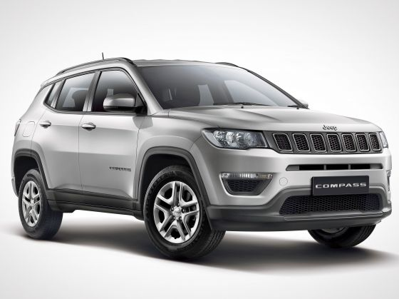 Jeep Compass Gets New Sport Plus Variant Priced At Rs 15 99 Lakh
