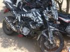 KTM 390 Adventure Spied Testing Again