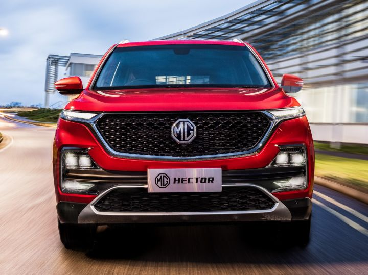 Mg Hector Suv Launch In May Will Rival Tata Harrier Zigwheels