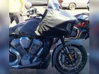 New Indian Motorcycles Cruiser Spotted