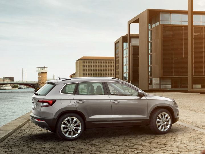 מדהים Skoda Karoq SUV Launch in 2020; To Rival Jeep Compass - ZigWheels AB-74