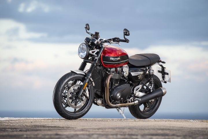 Triumph Speed Twin Launch