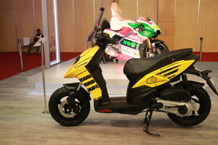 Most Affordable Aprilia Scooter To Be Launched Soon