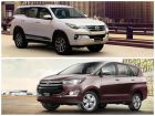 Toyota Innova Crysta, Fortuner Get New Interior Colours And Features