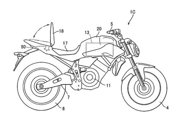 Yamahas New Patent Images Hint At Multiple Upcoming Electric Bikes