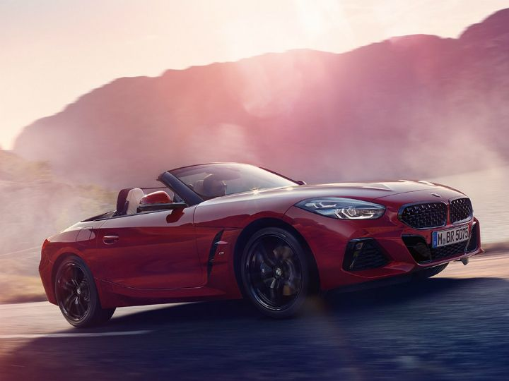 2019 Bmw Z4 To Be Launched In India Soon Bookings Open