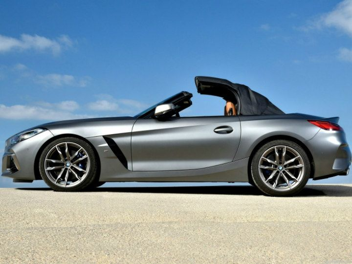 2019 Bmw Z4 To Be Launched In India Soon Bookings Open Zigwheels