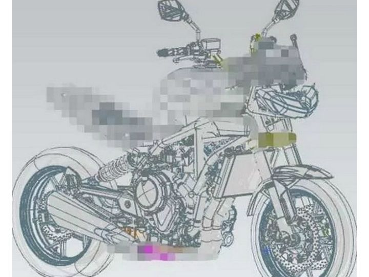 Zongshen new 650cc Norton bike