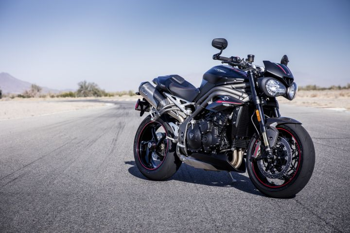 Triumph To Increase Speed Triple's Engine Capacity