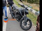 2019 TVS Apache RTR 160 4V Test Mule Spotted