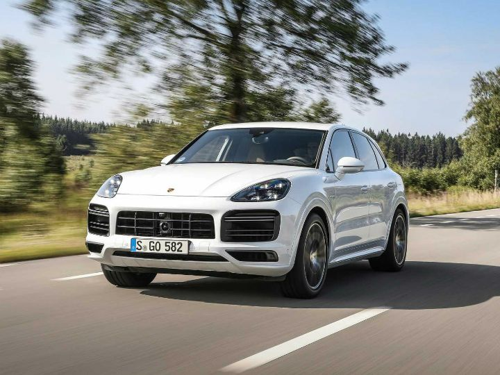 Cayenne Turbo S >> The Porsche Cayenne Turbo S E Hybrid Is More Powerful