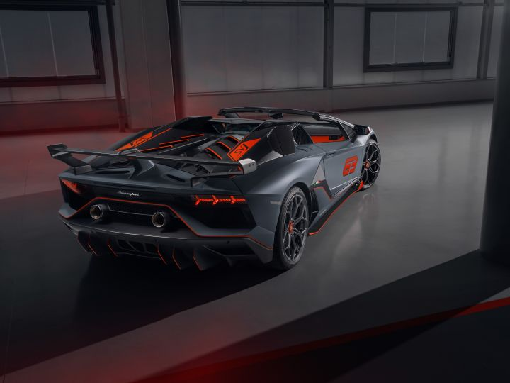 Lamborghini Aventador SVJ 63 Roadster And Huracan EVO GT