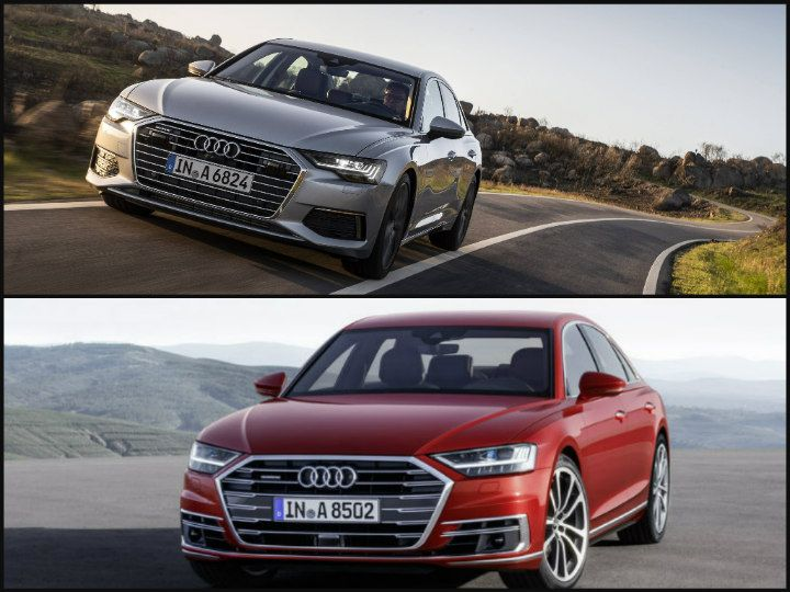 New Audi A6 and A8 To Launch In India Soon - ZigWheels