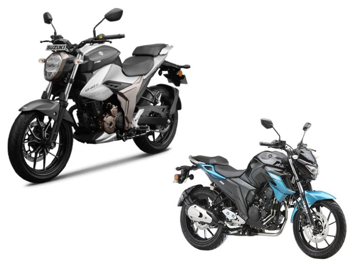Suzuki Gixxer 250 vs Yamaha FZ25 Spec Comparison