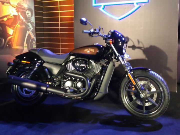 Take A Closer Look At The Harley-Davidson Street 750 10th