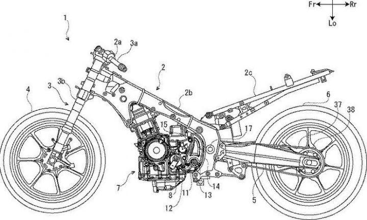 Hayabusa new patent