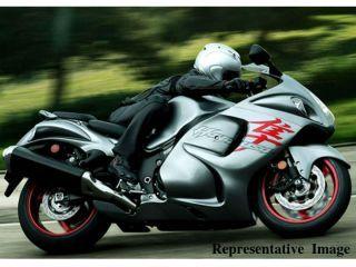 Suzuki Hayabusa Discontinued, But Not In India - ZigWheels