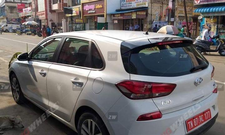 Hyundai i30 price in india 2019