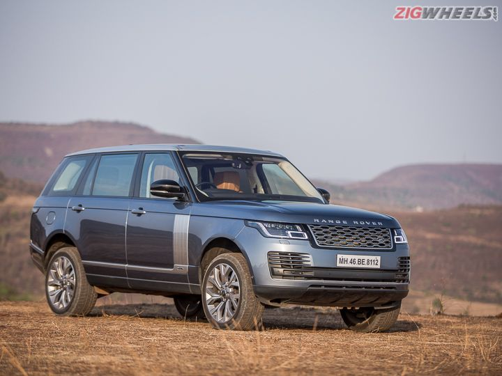 2019 Range Rover: Road Test Review - ZigWheels