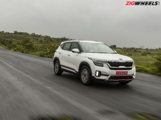 Kia Seltos Diesel Confirmed For The Top Spec Gtx Variant Gets An Automatic Gearbox Zigwheels