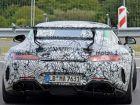 Evil Incarnate AMG GT R Black Series Found Lurking at The Nurburgring