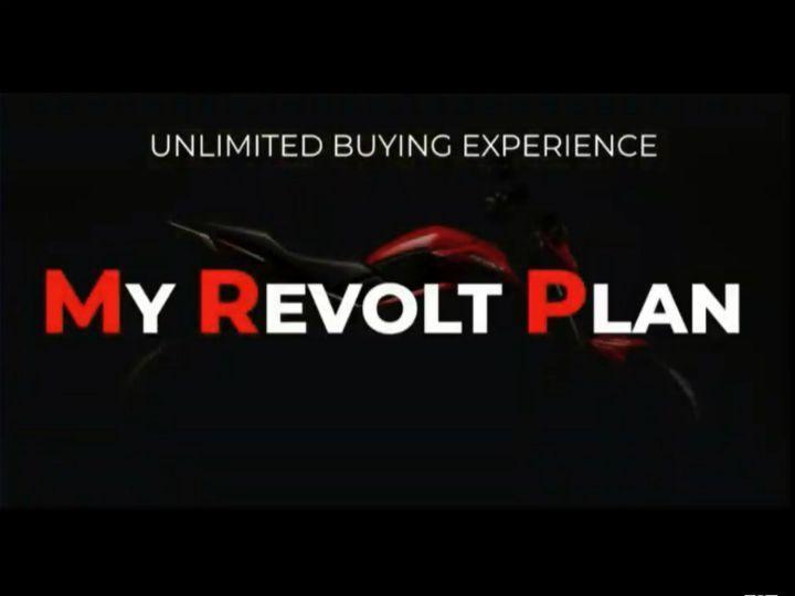 Revolt RV400: My Revolt Plan Pricing Explained