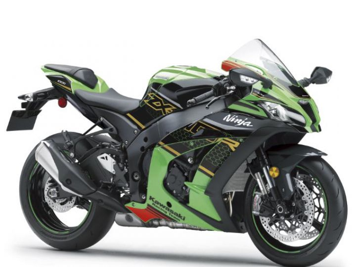 Kawasaki Ninja ZX-10R Gets A New Colour