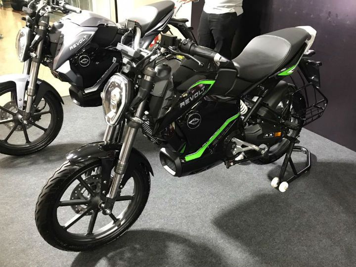 Revolt RV300 Electric Bike Launched In India - ZigWheels