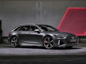 Audi RS 6 Avant Makes A Comeback With More Power And Features