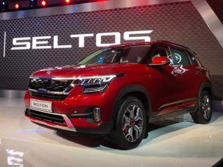 Kia Seltos Finally Makes Its Official Debut In India