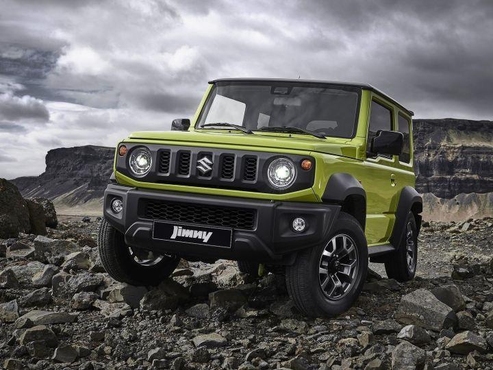 2020 Suzuki Jimny: News, Design, Release >> Maruti Suzuki Jimny Is Not Coming To India Anytime Soon