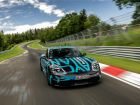The 2020 Porsche Taycan Is The King Of 4-Door EVs At The Green Hell!