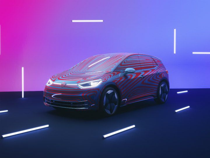 Volkswagen Set To Reveal New Look This September