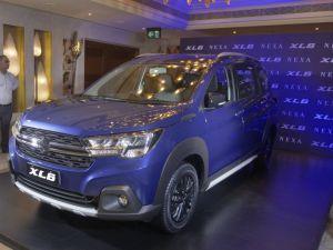 Maruti Suzuki XL6 : The New MPV In Detailed Images